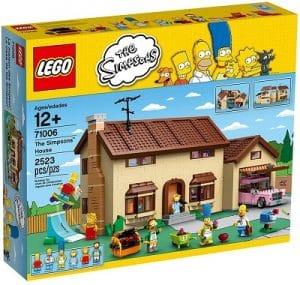 LEGO 71006 The Simpsons House Set