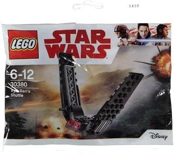 LEGO 30380 Kylo Ren's Shuttle Polybag Set