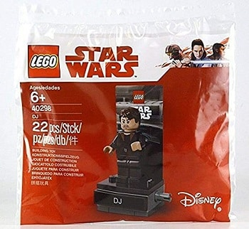 LEGO 40298 DJ Set