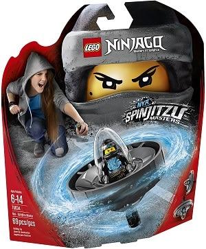 LEGO 70634 Set Nya - Spinjitzu Master