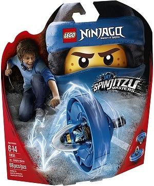 LEGO 70635 Set Jay - Spinjitzu Master