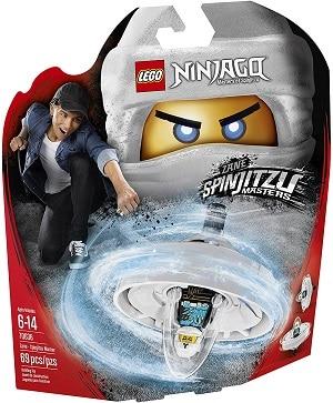 LEGO 70636 Set Zane - Spinjitzu Master