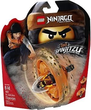 LEGO 70637 Set Cole - Spinjitzu Master
