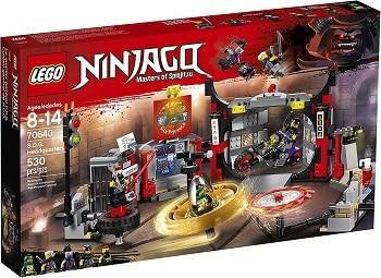 LEGO 70640 Set S.O.G. Headquarters