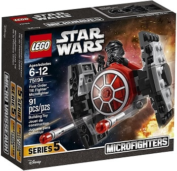 LEGO 75194 First Order TIE Fighter Set
