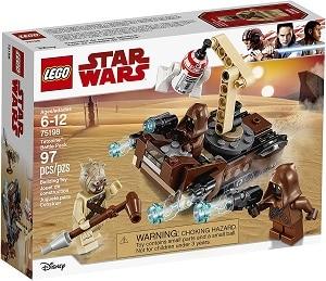 LEGO 75198 Tatooine Battle Pack Set