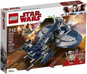 LEGO 75199 General Grievous' Combat Speeder Set