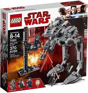 LEGO 75201 First Order AT-ST Set
