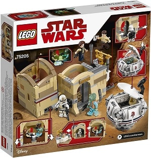 LEGO 75205 Mos Eisley Cantina Set