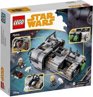 LEGO 75210 Moloch's Landspeeder Set