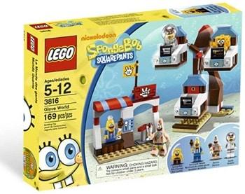 LEGO 3816 Glove World Set