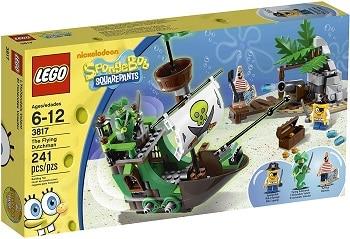 LEGO 3817 The Flying Dutchman Set
