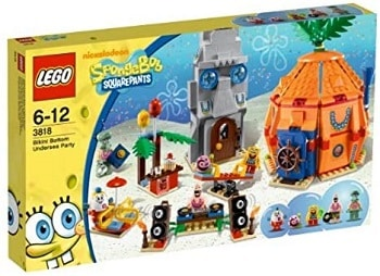 LEGO 3818 Bikini Bottom Undersea Party Set
