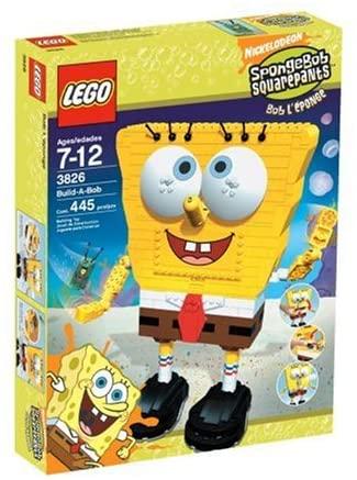 LEGO 3826 Build-A-Bob Set