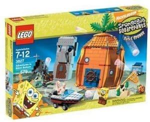 LEGO 3827 Adventures in Bikini Bottom Set