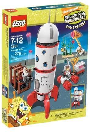 LEGO 3831 Rocket Ride Set