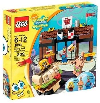 LEGO 3833 Krusty Krab Set