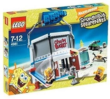 LEGO 4981 Chum Bucket Set