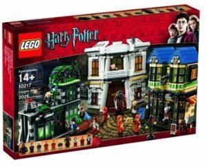 LEGO Harry Potter Diagon Alley 10217 Set
