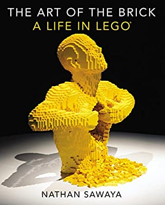 Art Of The Brick by Nathan Sawaya - Book Review