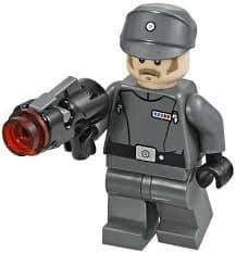 Generic Imperial Officer Minifigure from 75207