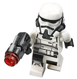 Imperial Patrol Trooper Minifigure from 75207