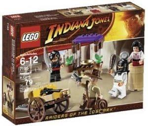LEGO 7195 Ambush in Cairo Set