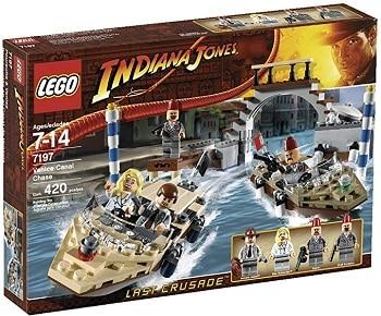 LEGO 7197 Venice Canal Chase Set