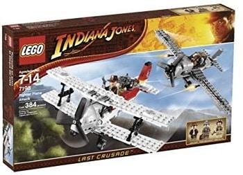 LEGO 7198 Fighter Plane Attack Set