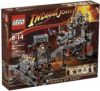 LEGO 7199 The Temple of Doom Set
