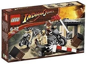LEGO 7620 Motorcycle Chase Set