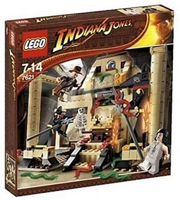 LEGO 7621 The Lost Tomb Set