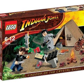 LEGO 7624 Jungle Duel Set