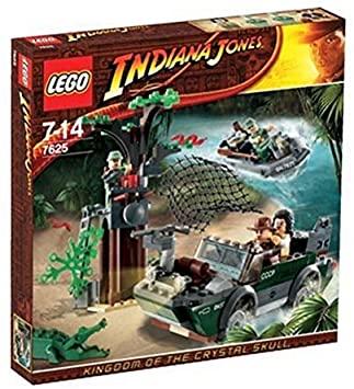 LEGO 7625 River Chase Set