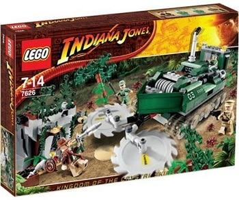 LEGO 7626 Jungle Cutter Set