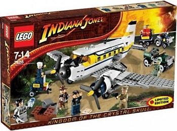 LEGO 7628 Peril in Peru Set