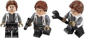 LEGO Han Solo from 75209 Landspeeder