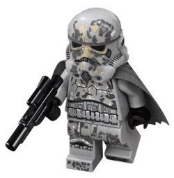 Mimban Stormtrooper Minifigure from 75211 Imperial TIE Fighter