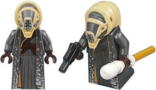 Moloch Minifigure from 75210 Moloch's Landspeeder