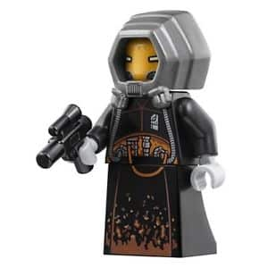 Quay Tolsite Minifigure from 75212 Kessel Run Millennium Falcon
