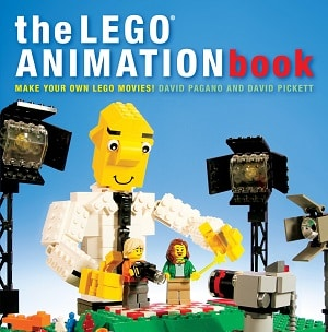 The LEGO Animation Book Review