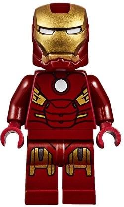 Iron Man (2012, Circular Arc Reactor)