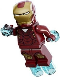 Iron Man (2012, Triangular Arc Reactor)