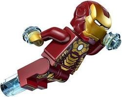 LEGO Iron Man MK42 Suit (2013)
