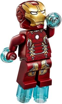 Iron Man MK43 Suit (2015)
