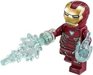 LEGO Iron Man MK50 (2018)
