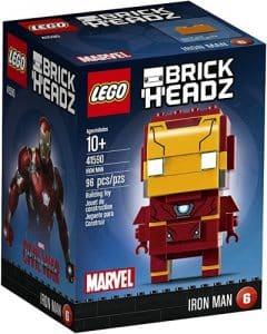 LEGO 41604 Iron Man MK50 Brickheadz