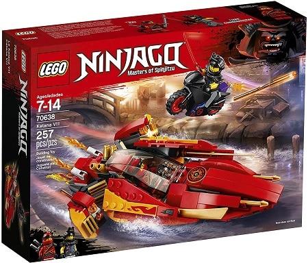 LEGO 70638 Katana V11 Set