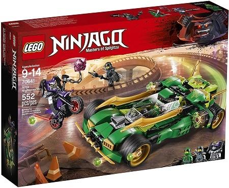 LEGO 70641 Ninja Nightcrawler Set