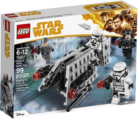 LEGO 75207 Imperial Patrol Battle Pack Set